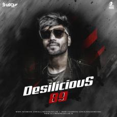 Desilicious 89 - DJ Shadow Dubai 2018